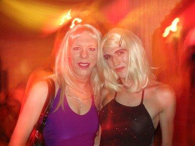 Chantal et moi