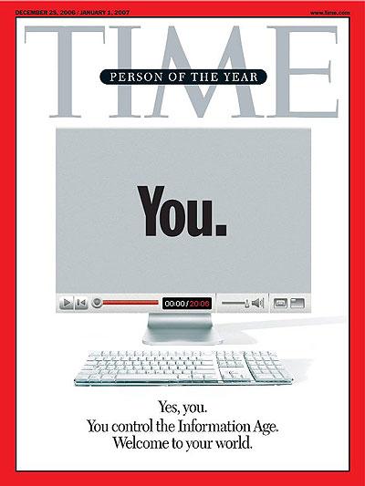 Time Magazin : you