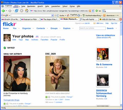 Flickr Web 2.0
