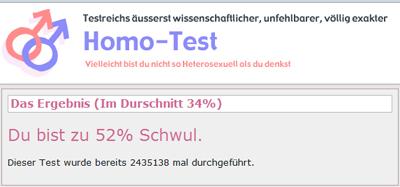 Homo Test