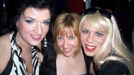 Sheila Wolf, Britta Dahlmann, Zoe Delay