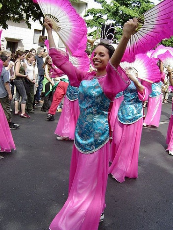 Bilder Karneval der kulturen 2008