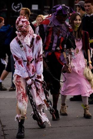 Zombie Walk Bilder
