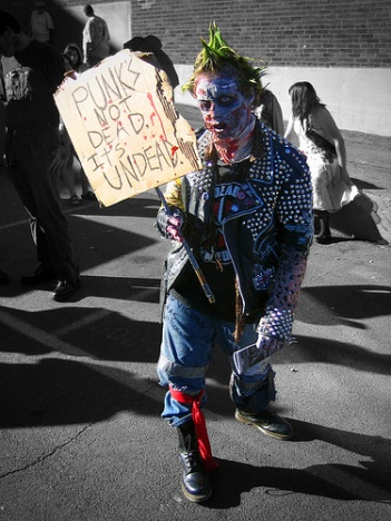 Zombiewalk Punk