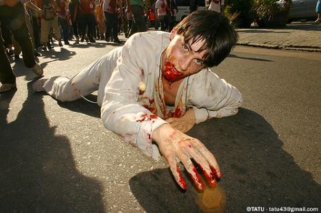 Zombie Walk POA