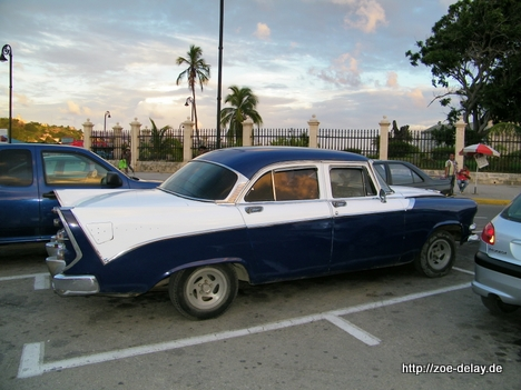 Cuba Strassenkreuzer