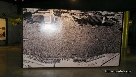 plaza de la revolution einweihung
