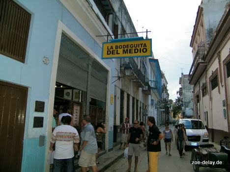 La Bodeguita Del Medio Havanna