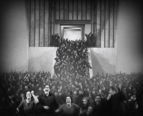 Metropolis-Aufstand