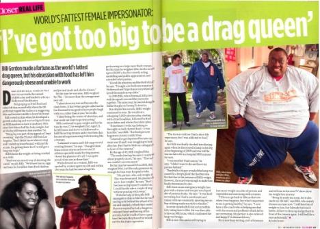 world fattest drag queen