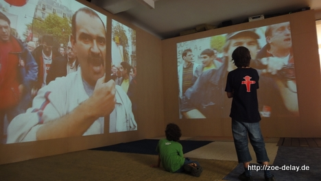 Berlin Biennale Eröffnung