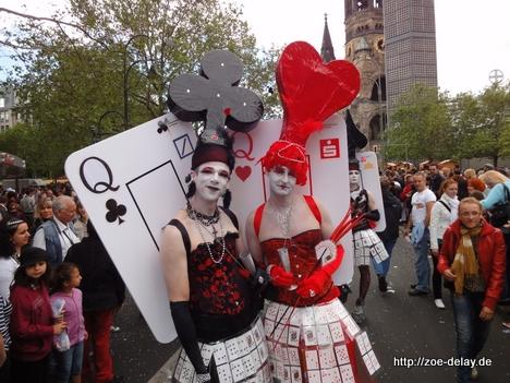 CSD Berlin 2010 Bilder