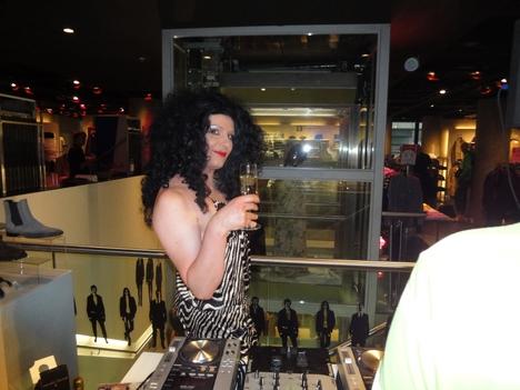 nina queer @ galeries lafayette