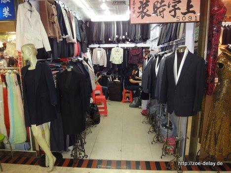 Maßanzüge Shenzhen