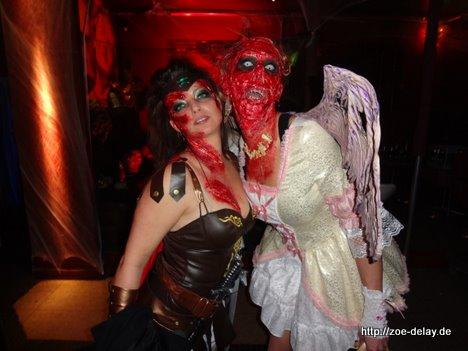 Zahnfee @ Halloween
