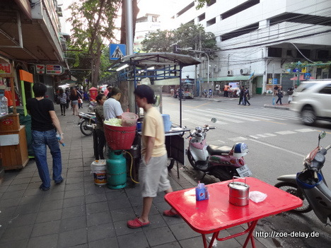 garküche in bangkok china town