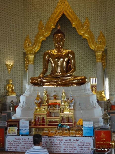 goldener buddha wat tramit