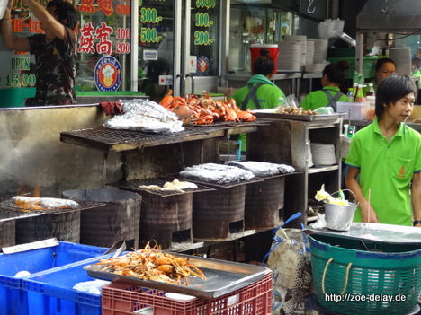 seafood in bangkok china town