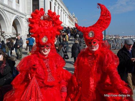 karneval venedig