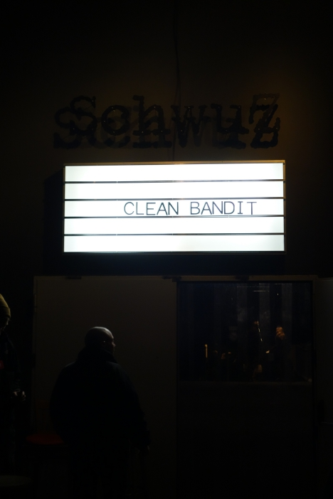 schwuz clean bandit