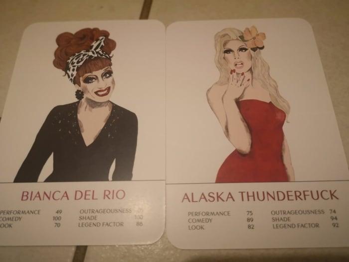 Bianca Del Rio & Alaska Thunderfuck